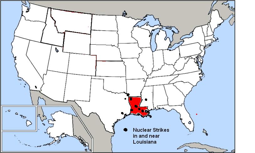 Louisiana (1983: Doomsday)