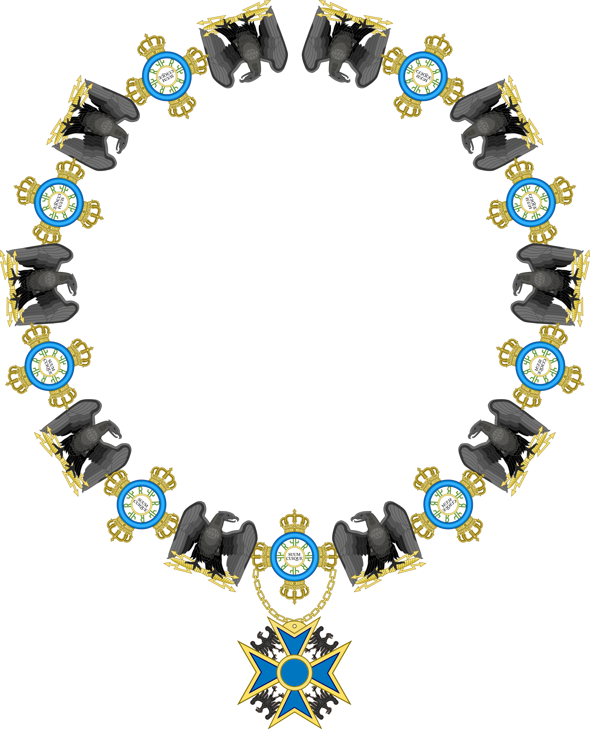 Ficha de condecoración