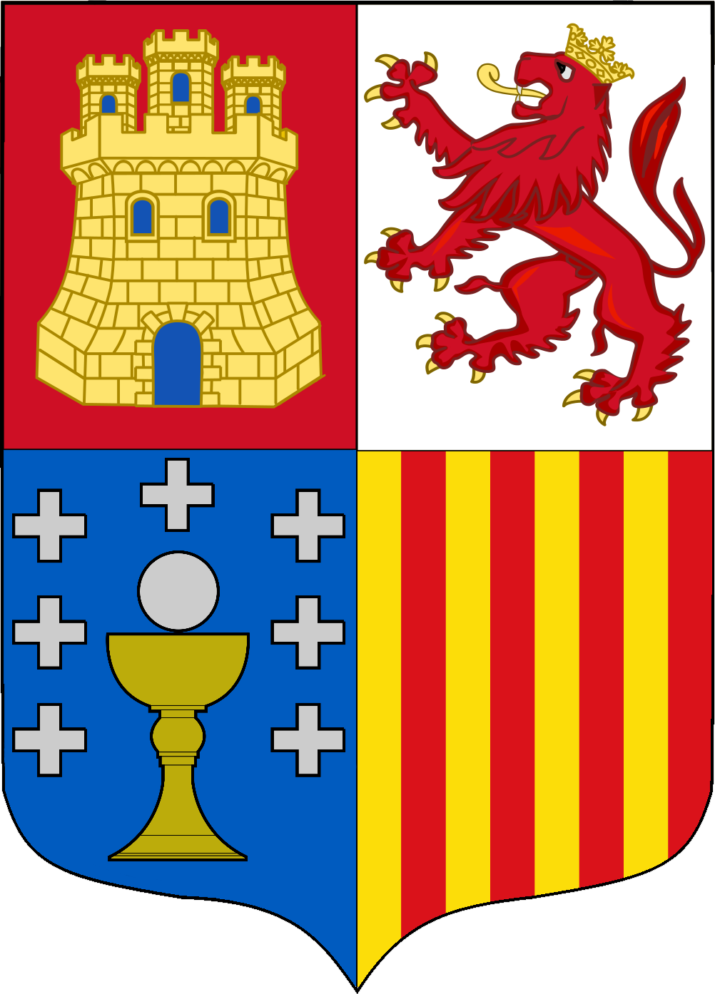 Coat of arms of Spain (1972-present).png