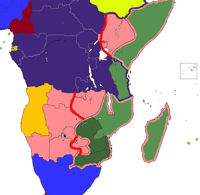 1910-1919 (Principia Moderni IV Map Game)
