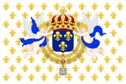 Royaume de France-flag