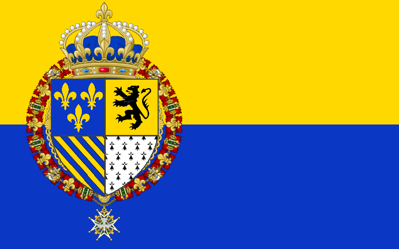 Flag of the Kingdom of France CURRENT.png