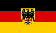Flag of Germany (state, New Norway)