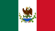 Flag of the Maximilian Empire (1870-1918)