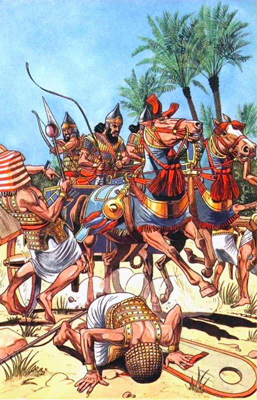 1274 - 1200 BC (Of Kings and Gods)