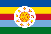 Flag of the Canal Zone