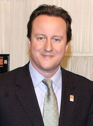 David Cameron (Albany Congress)