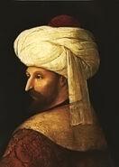 Fatih Sultan Mehmet Alternatif Portre