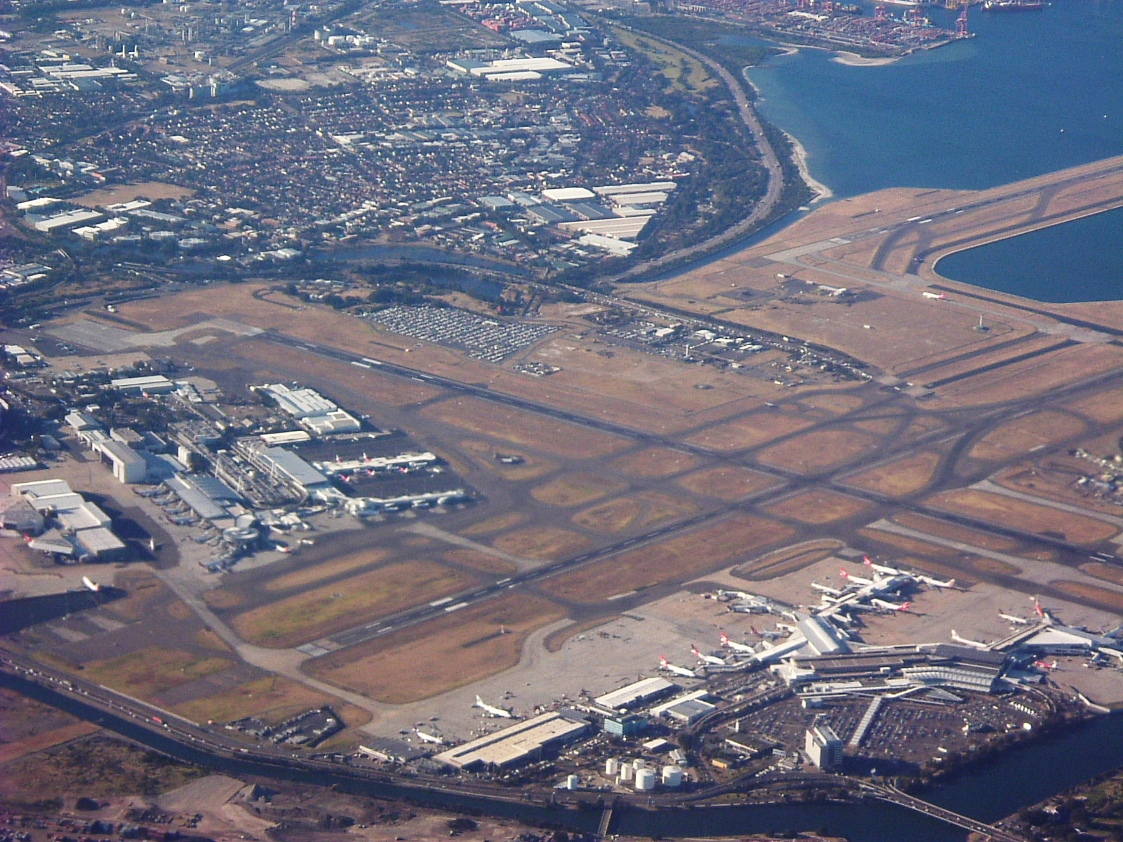 Charles Kingsford-Smith International Airport (Joan of What?)