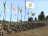 Royal Welsh Army (Welsh History Post Glyndwr)