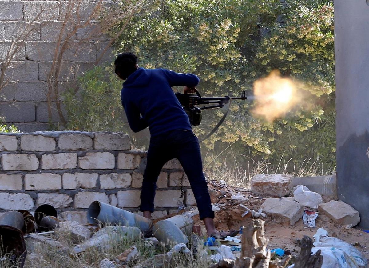 Гражданская война в Ливии (ЗСД)