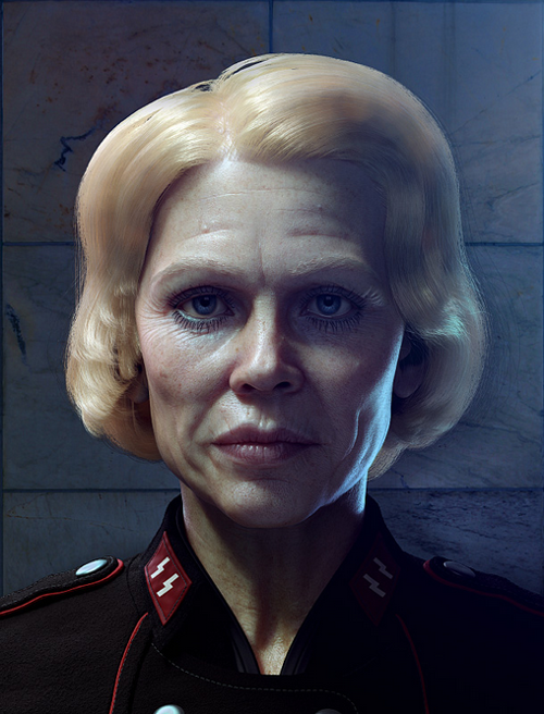 Heidrun Elisabeth Goebbels (Utopía Nazi)