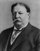 William Howard Taft (Red, White, and Red)