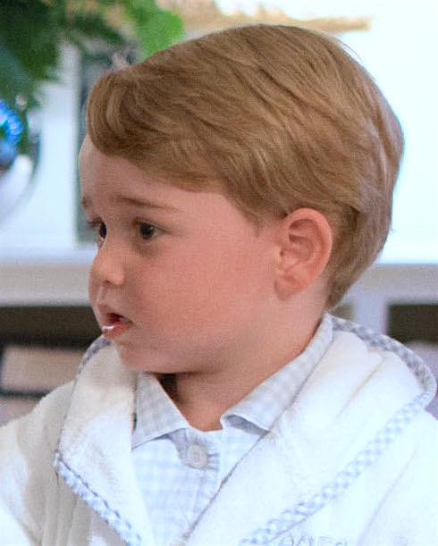 Prince George of Bunbury (Joan of What?)