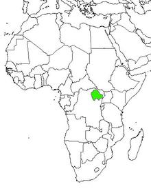 Location of Isiro