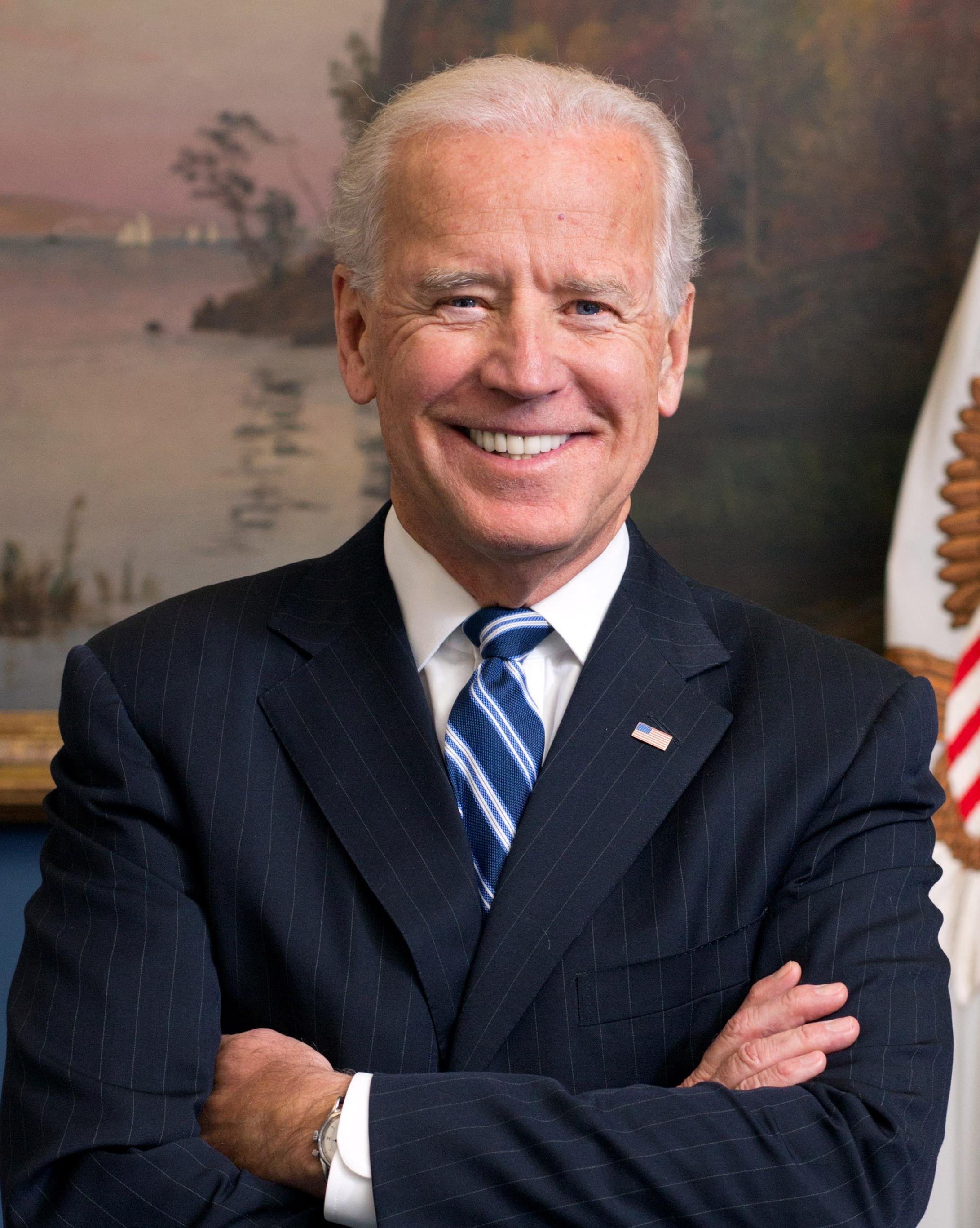 Joe Biden (Joan of What?)