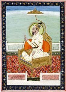 Rafi ud-Darajat of India.jpg