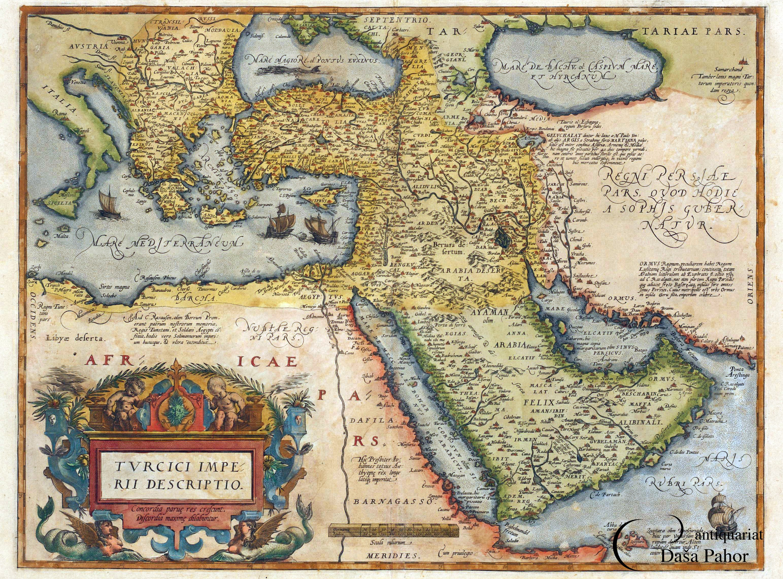 Раздел Османской империи (Победа при Босуорте)