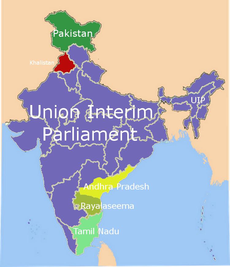India (1983: Doomsday)
