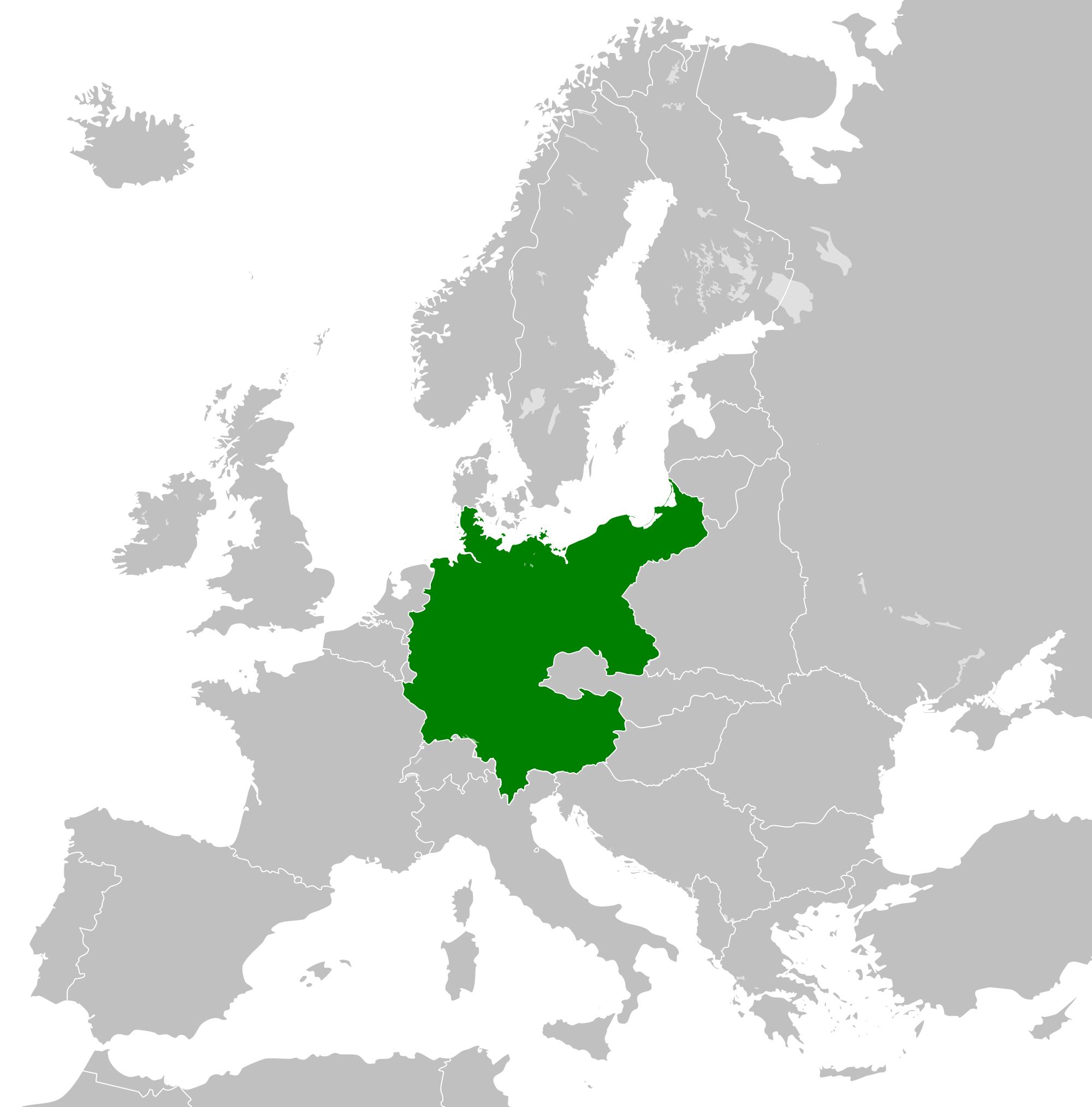 Alemania (Alemania Superpotencia)