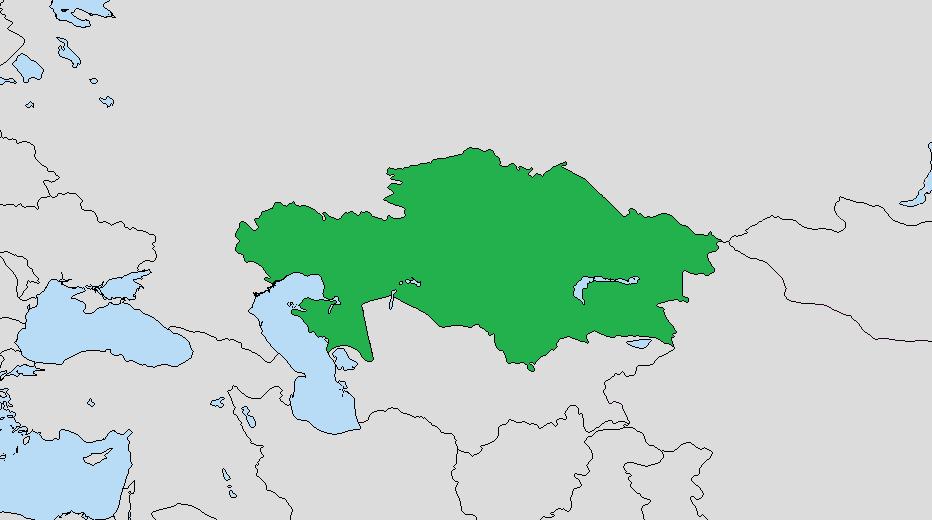 Kazajistán (Gran Imperio Alemán)
