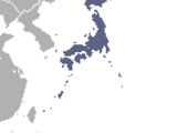 Japan (Night of the Living Alternate History Map Game)