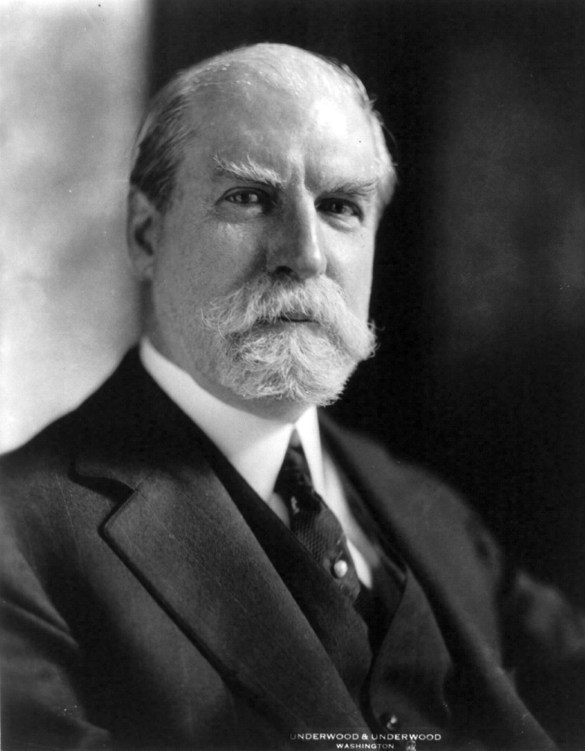 Charles Evans Hughes (President Bryan)