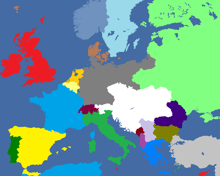 1914-1920 (Allied Anarchy)