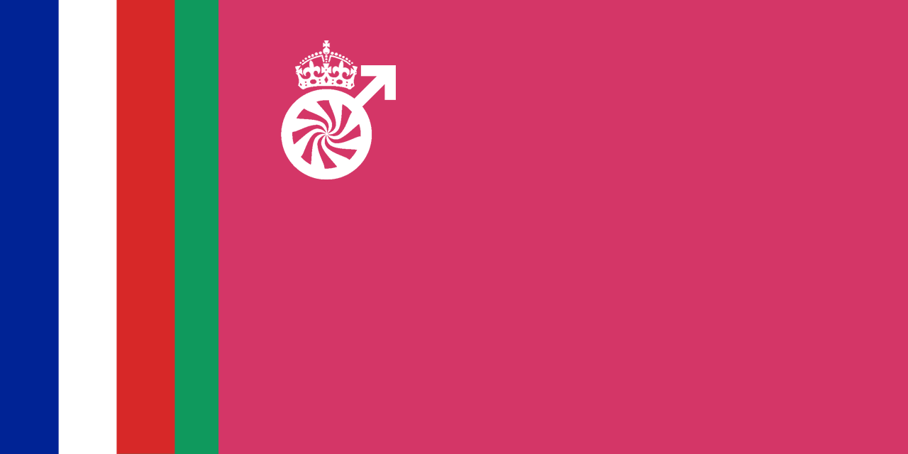 Flag of French MSE (IM).png