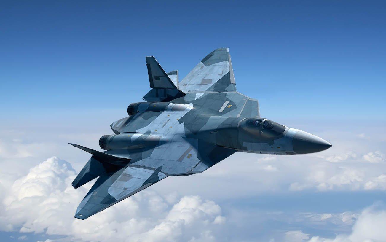 Су-50(Мир другой России)
