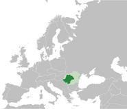 Transylvania location