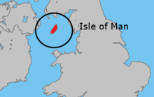 Location Isle of Man