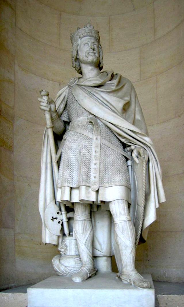 Carlos Martel (Derrota en Poitiers)