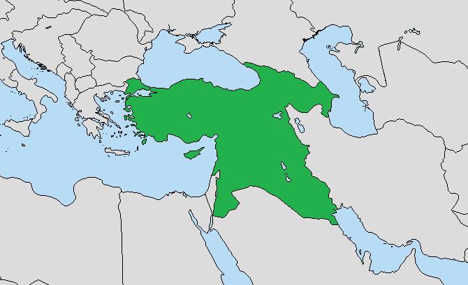 Turquía (Gran Imperio Alemán)
