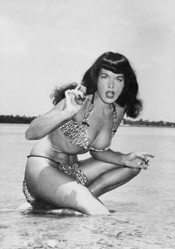 Bettie Page (PS-1)
