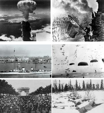 Segunda Guerra Mundial (Alemania Superpotencia)