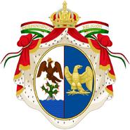Armas de Maria Leticía do México