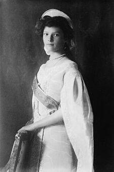 Tatiana I de Bielorrusia (ASXX)