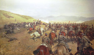 Сербско-Болгарская война (Мир Выжившего Скобелева)