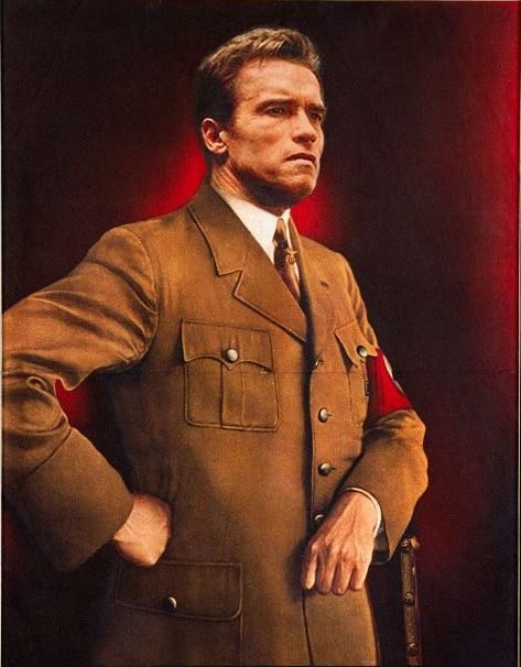 Arnold Schwarzenegger (Utopía Nazi)