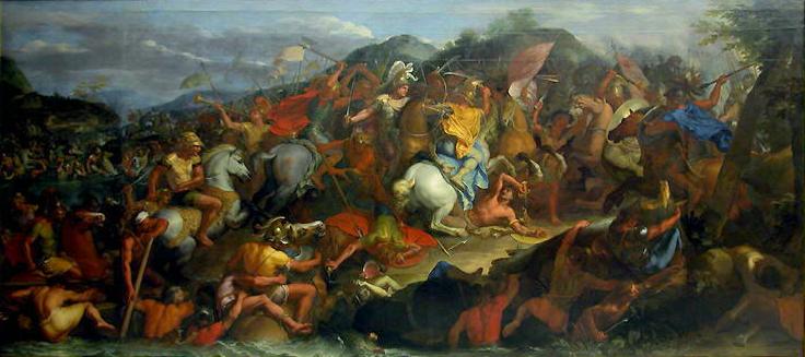 400 - 300 BC (Guardians)