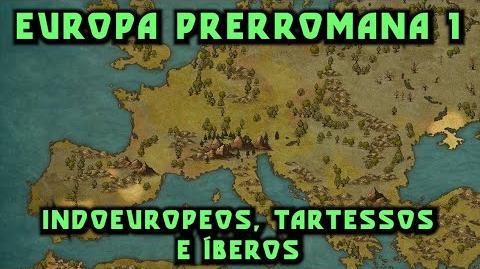 EUROPA PRERROMANA 1 Indoeuropeos, Tartessos e Íberos (Documental Historia)