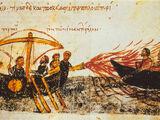 First Muslim War (Byzantine Glory)