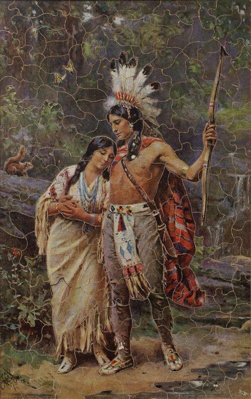 Iroquois Confederacy (Merveilles du Monde Map Game)