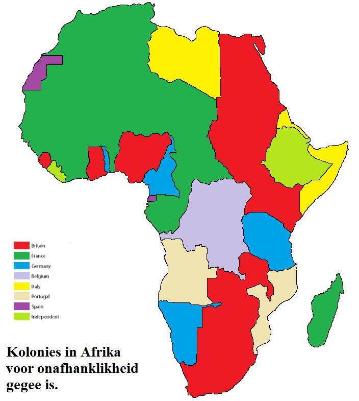 Kolonies in Afrika voor onafhanklikheid gegee is.png