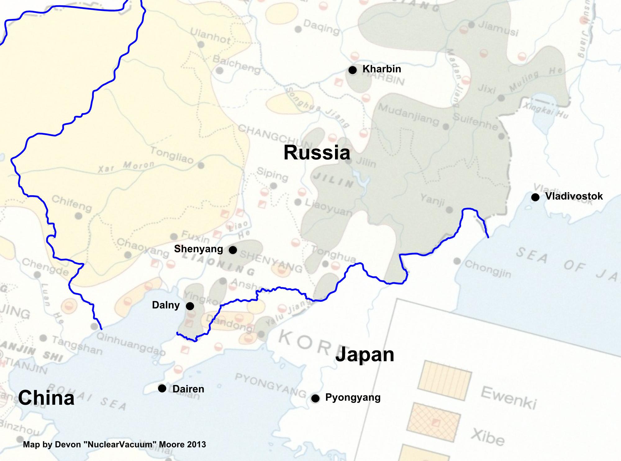Map of Korea-Manchuria (13 Fallen Stars).png