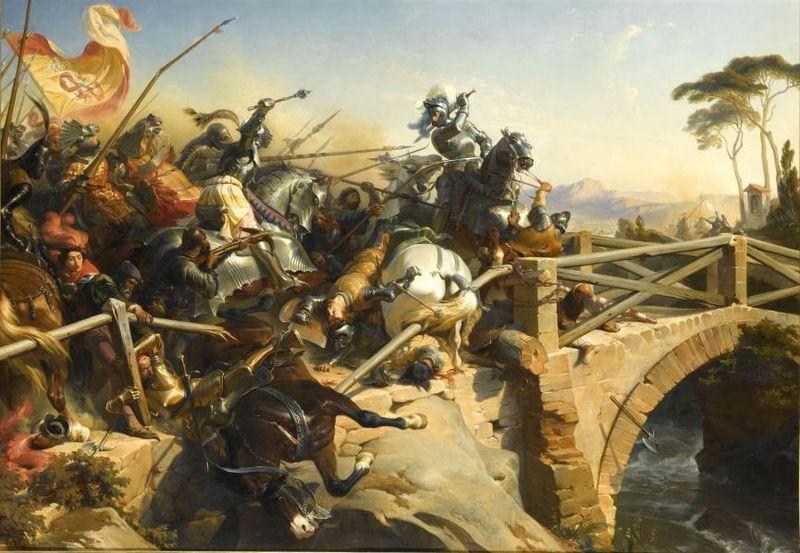 Неаполитанская война (Победа при Босуорте)