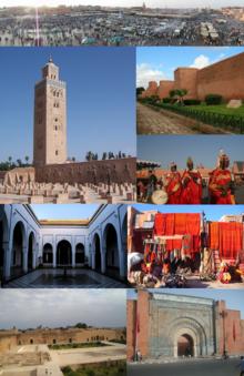 Location Marrakesh