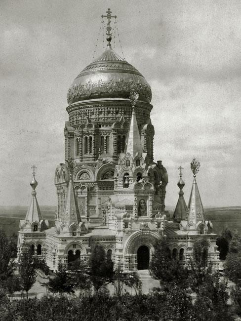 Храм Христа Спасителя в Борках (МПБД)