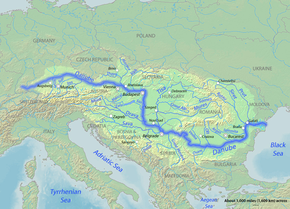Danubian and Balkan States (Cromwell the Great)